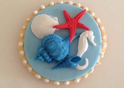 ciasteczka morskie
