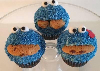 muffinki cookie monster