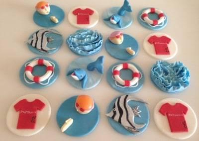 muffinki dla pływalni
