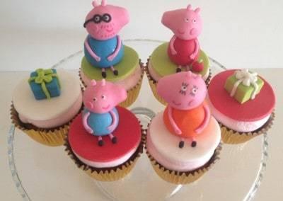 muffinki świnki pepa