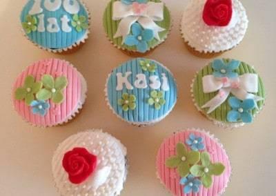 muffiny urodzinowe IV