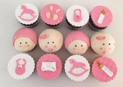 muffinki na chrzciny