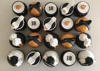 muffinki na 18 urodziny