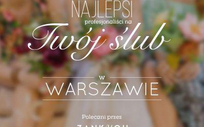 Najlepsze torty weselne w Warszawie!