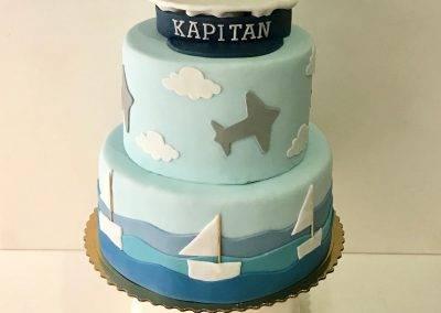 tort dla kapitana
