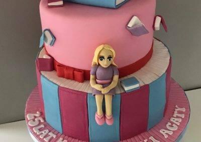 tort dla czytelniczki