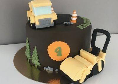 tort budowa