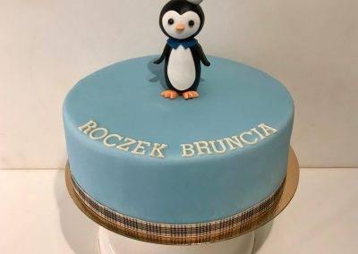 tort pingwin