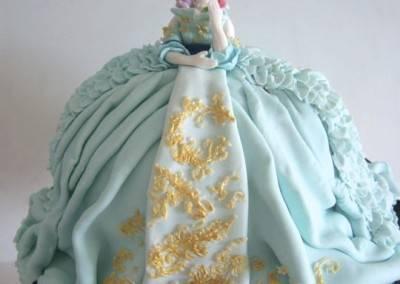tort barokowy