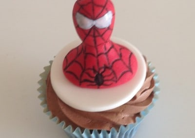 muffinka spiderman