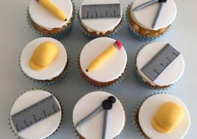 muffinki dla architekta