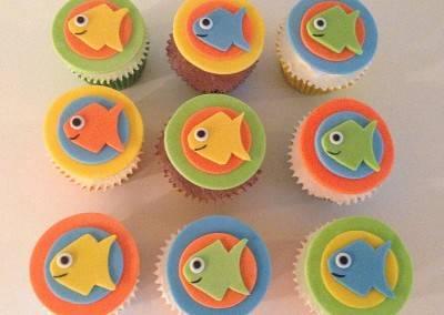 muffinki rybki