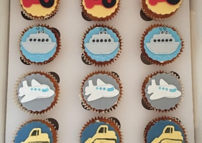 muffinki transport