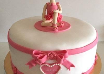 tort  baletnica helenka