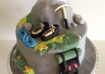tort górski