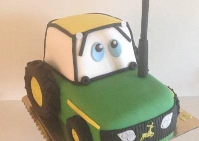 tort traktor john deere
