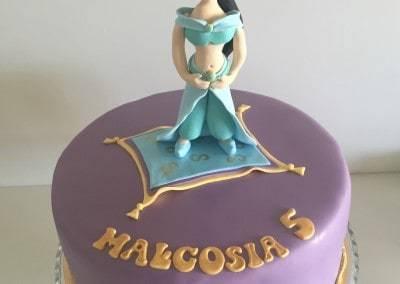 tort ksieżniczka jasmina