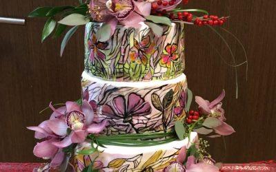 Tort na urodziny Maryli Rodowicz