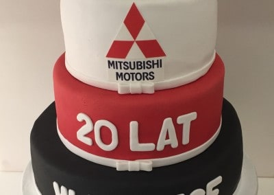 tort firmowy mitsubishi