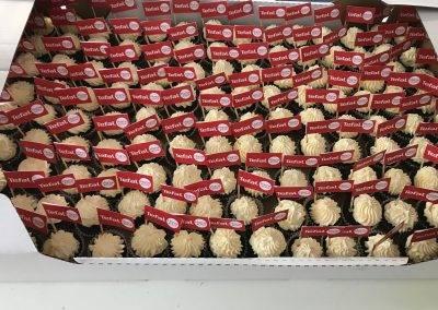 mini muffinki z logo tefal