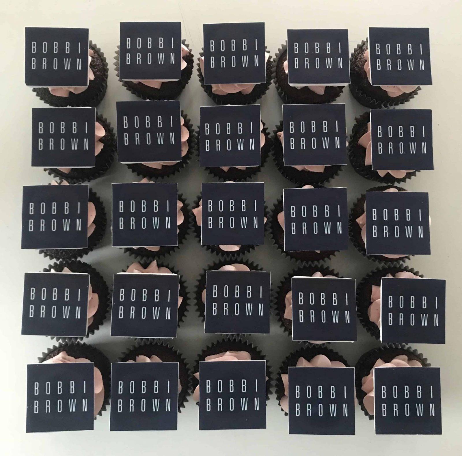 cupcakes z logo warszawa