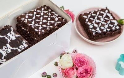 Najlepsze Brownie Czekoladowe