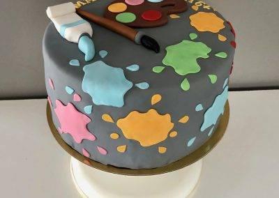 tort dla malarza