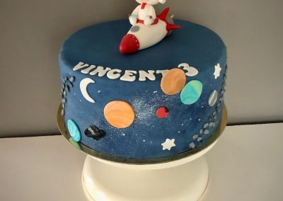 tort kosmos rakieta