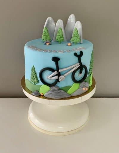 tort rower gorski