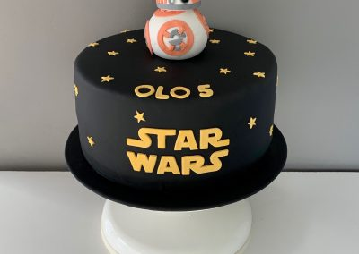 tort star wars bb8