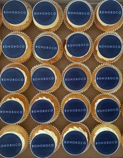 muffinki z logo bohoboco