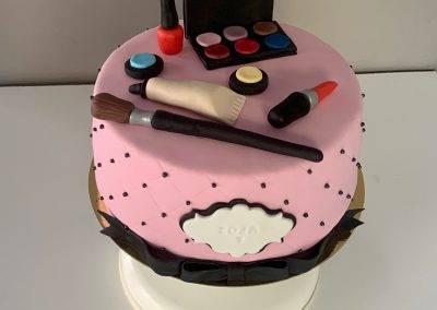tort kosmetyki makeup