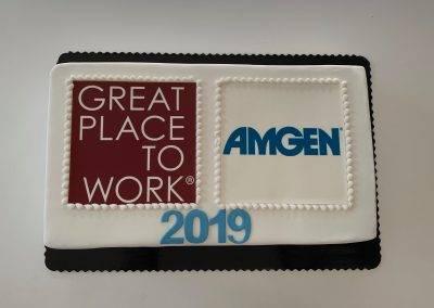tort firmowy amgen