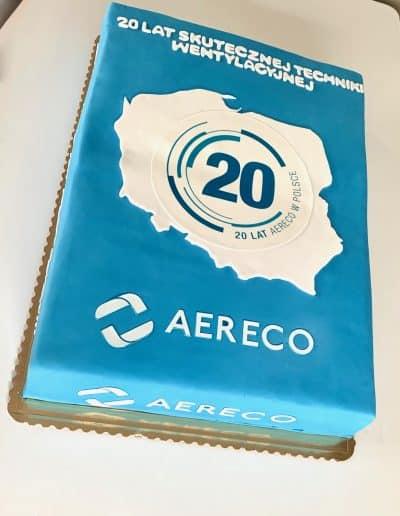 tort dla firmy aereco