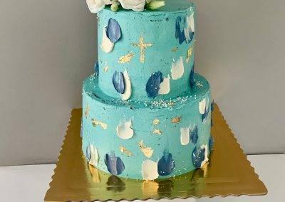 tort na komunię dla chłopca