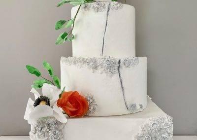 tort weselny zoe