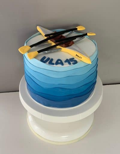 tort kajak