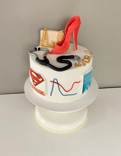 tort dla lekarki
