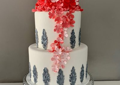 tort hortensja