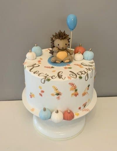 tort jezyk na roczek