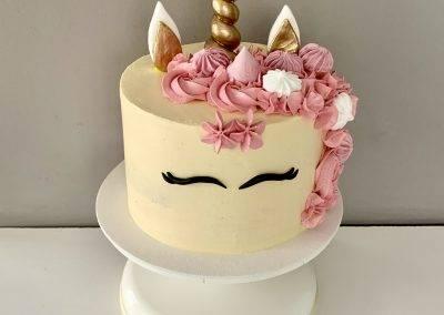 tort jednorozec.