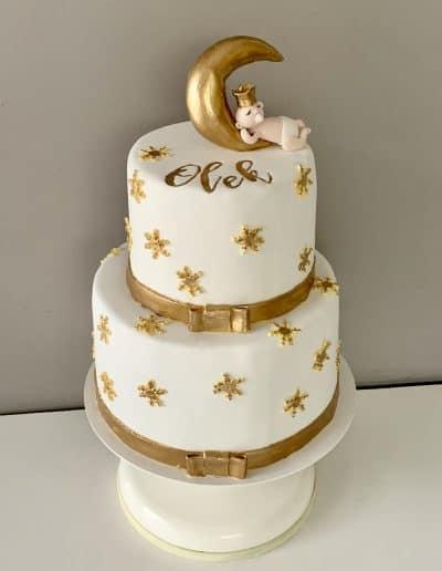 tort na roczek bobas