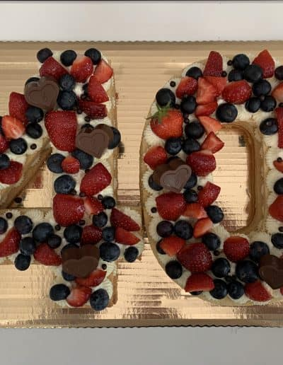 number cake 40