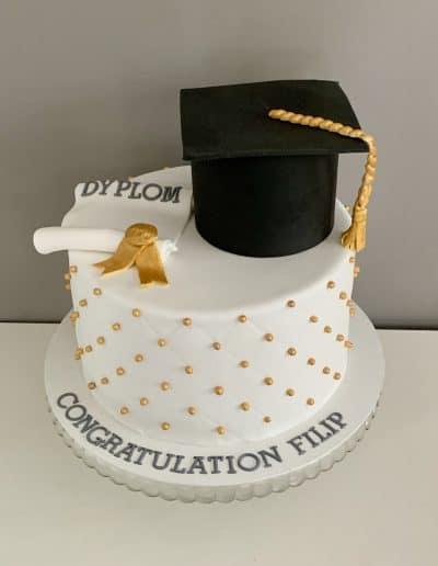tort dyplom ukonczenia
