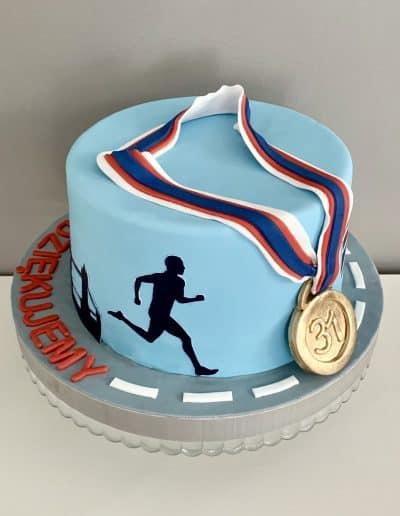 tort biegacza