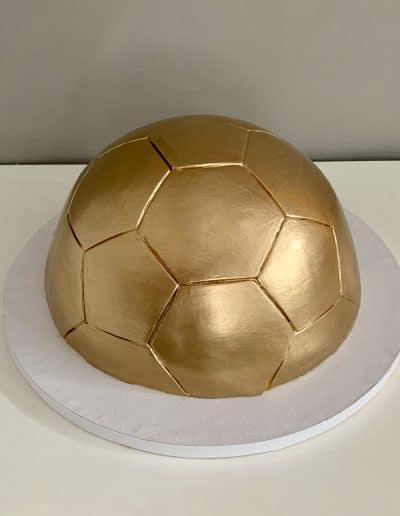 tort złota piłka dla Roberta Lewandowskiego
