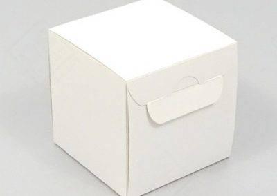 pudełko na 1 muffinkę bez okienka