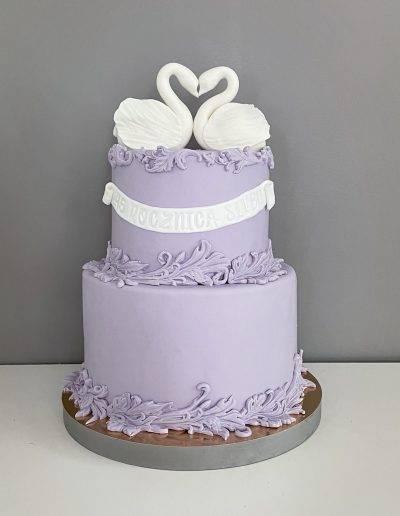 tort na rocznice slubu