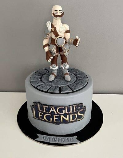 tort league of legends Braum